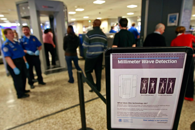 airport security past and post 911 essay